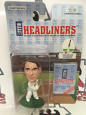 #Corinthian headliners england cricket graham thorpe #sealed in #blister pack,  View more on the LINK: http://www.zeppy.io/product/gb/2/172173362262/