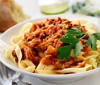 bra pasta recept