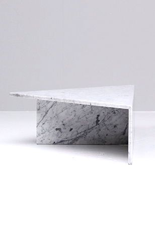 Up & Up | marble table