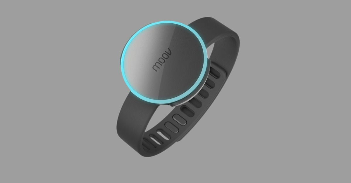 efdc22fbcc4 Moov Launches 3D Sensor-Enabled Wearable Fitness Coach
