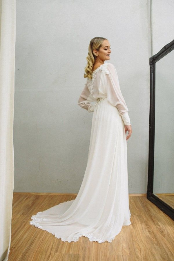 Cathleen Jia | Melbourne bridal designer creating vintage inspired ...