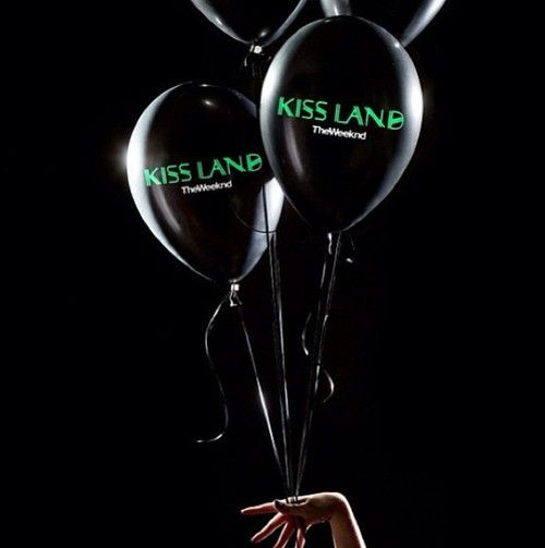Kiss Land The Weeknd House Of Balloons Kiss Land