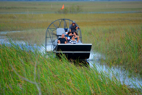 Airboat Tours Everglades Best family airboat rides