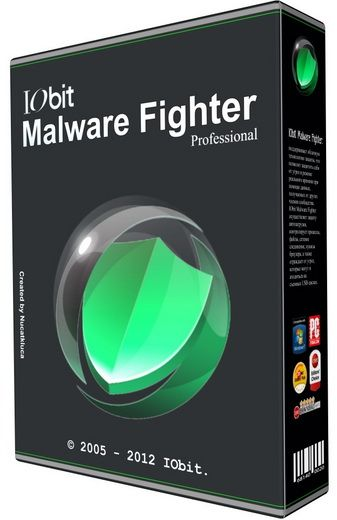 IObit Malware Fighter Pro 7.2.0.5746 Crack