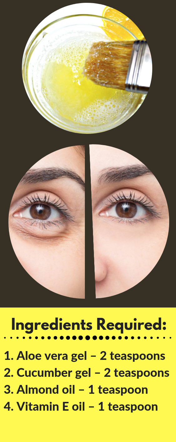 Homemade Eye Cream For Dark Circles Darkcircle Diy Eye Cream To Remove Dark Circles And Fine Lines Eye Cream For Dark Circles Diy Eye Cream Homemade Eye Cream
