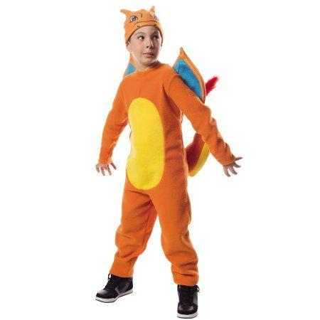 Pokemon Charizard Child Costume Kit