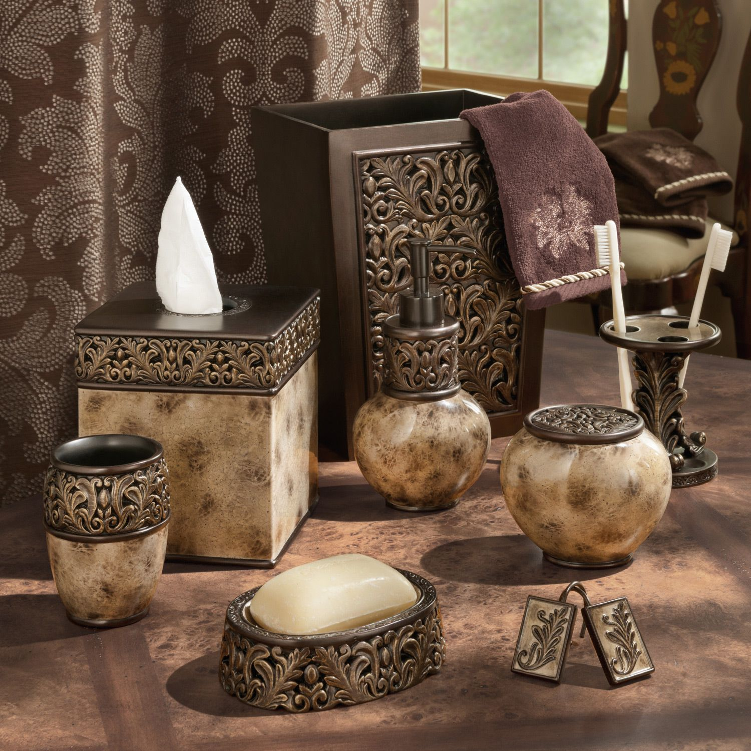 Croscill Argosy Bath Collection