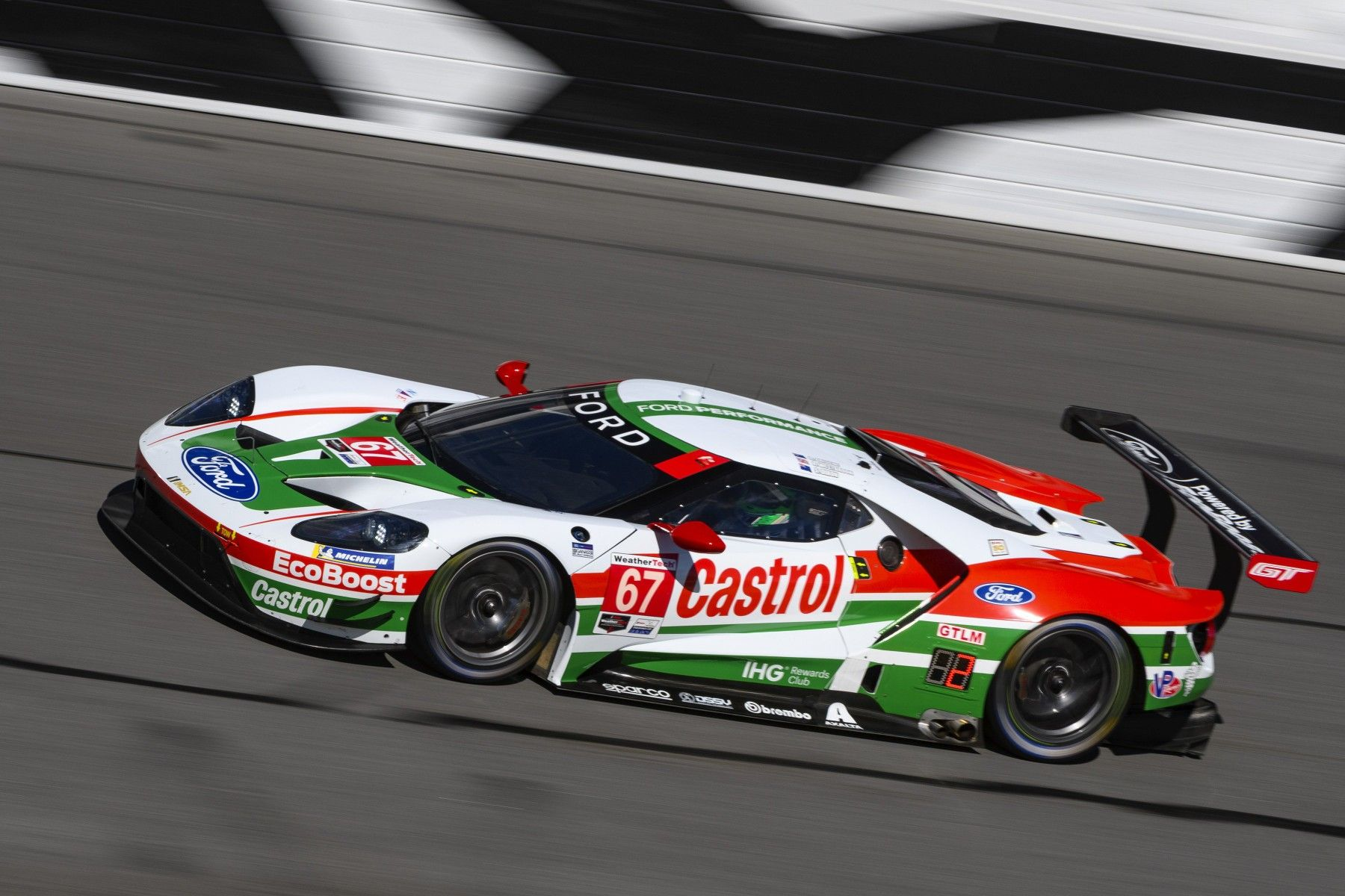 Pin By Tim Shirk On Race Car Liveries Ford Gt Ford Racing
