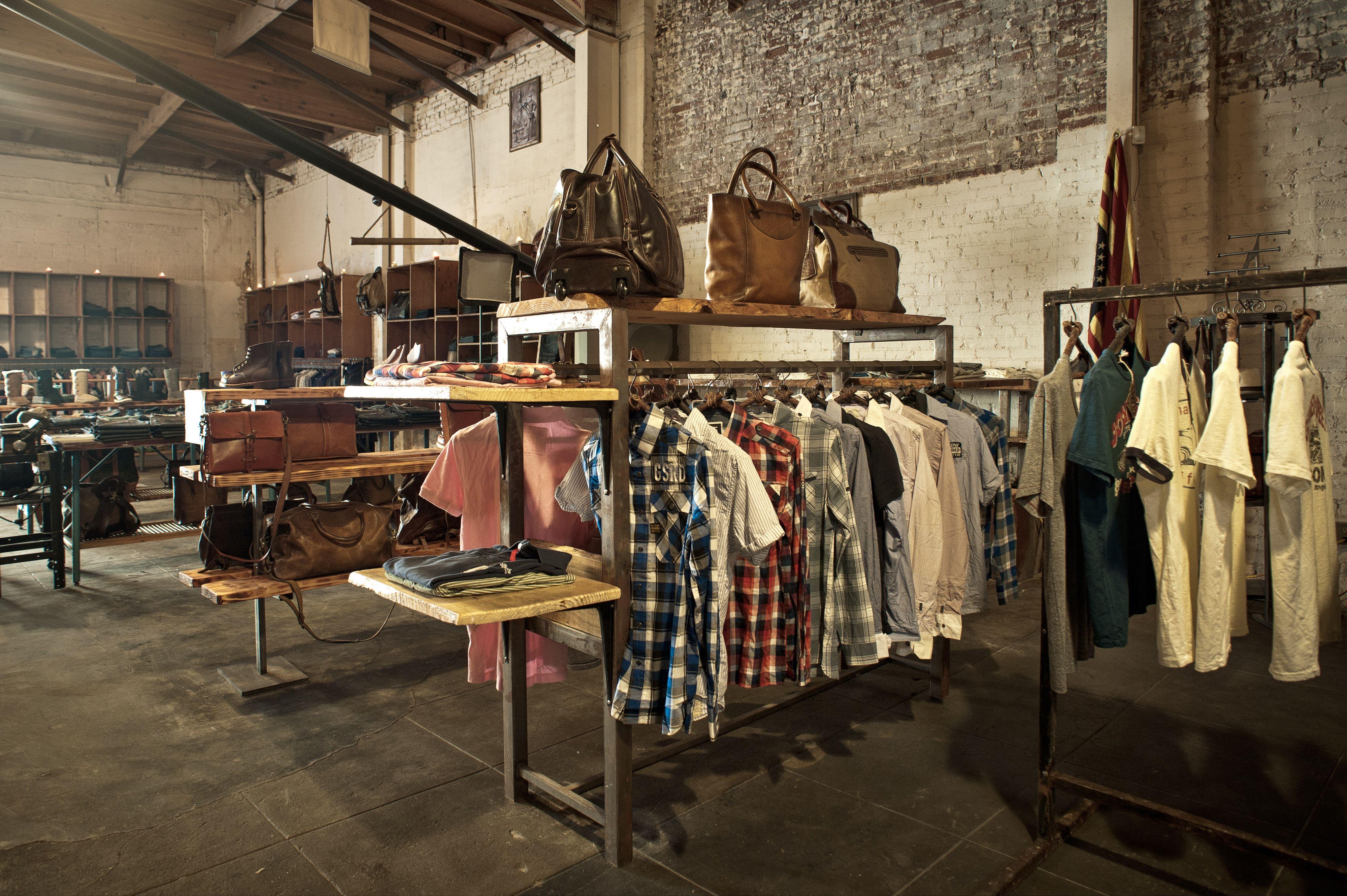 clothing display idea