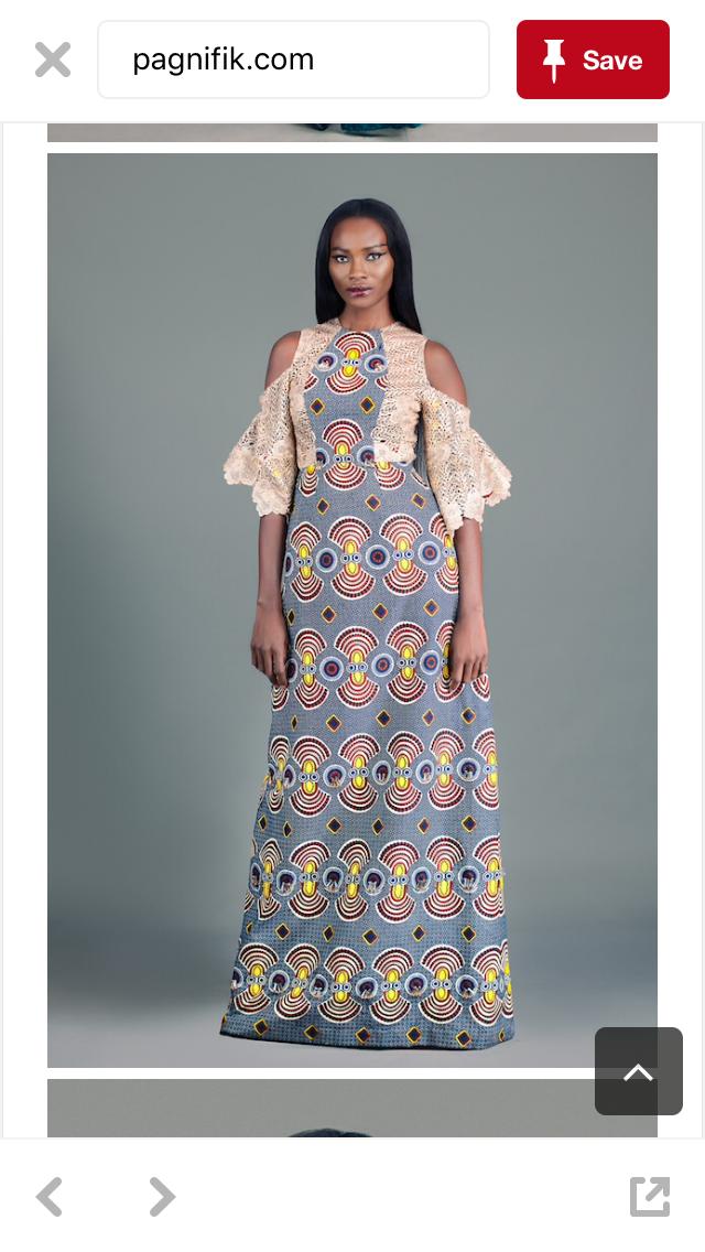 Pin von Ryeeda Kitchener auf Ankara Styles | Pinterest