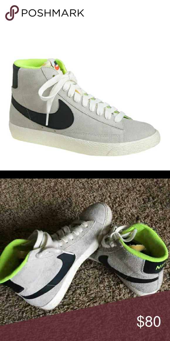 ... new zealand j. crew x nike mid blazers bring back vintage style with  these limited 7c953966c