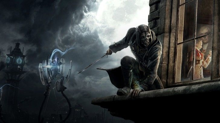 My Favourite Wallpapers And Stuff Dump Pt 1 Imgur Dishonored Video Game Tester Jobs Game Art