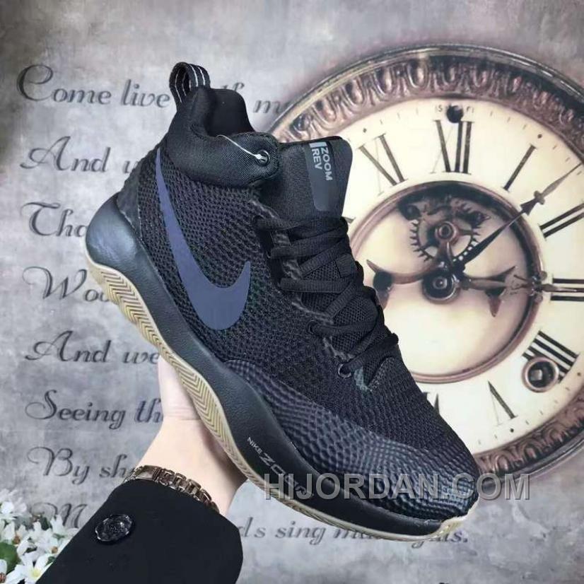 Hot Deal Nike Zoom Hyperrev Cheap sale Black White