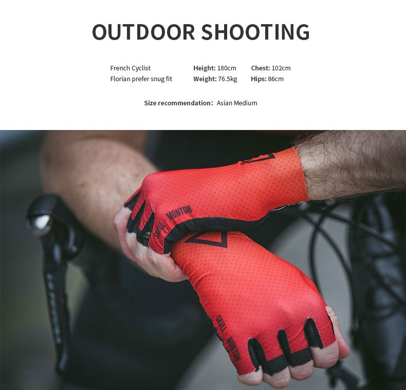 Short Finger Cycling Gloves Cycling Gloves Cycling Sleeves Gloves