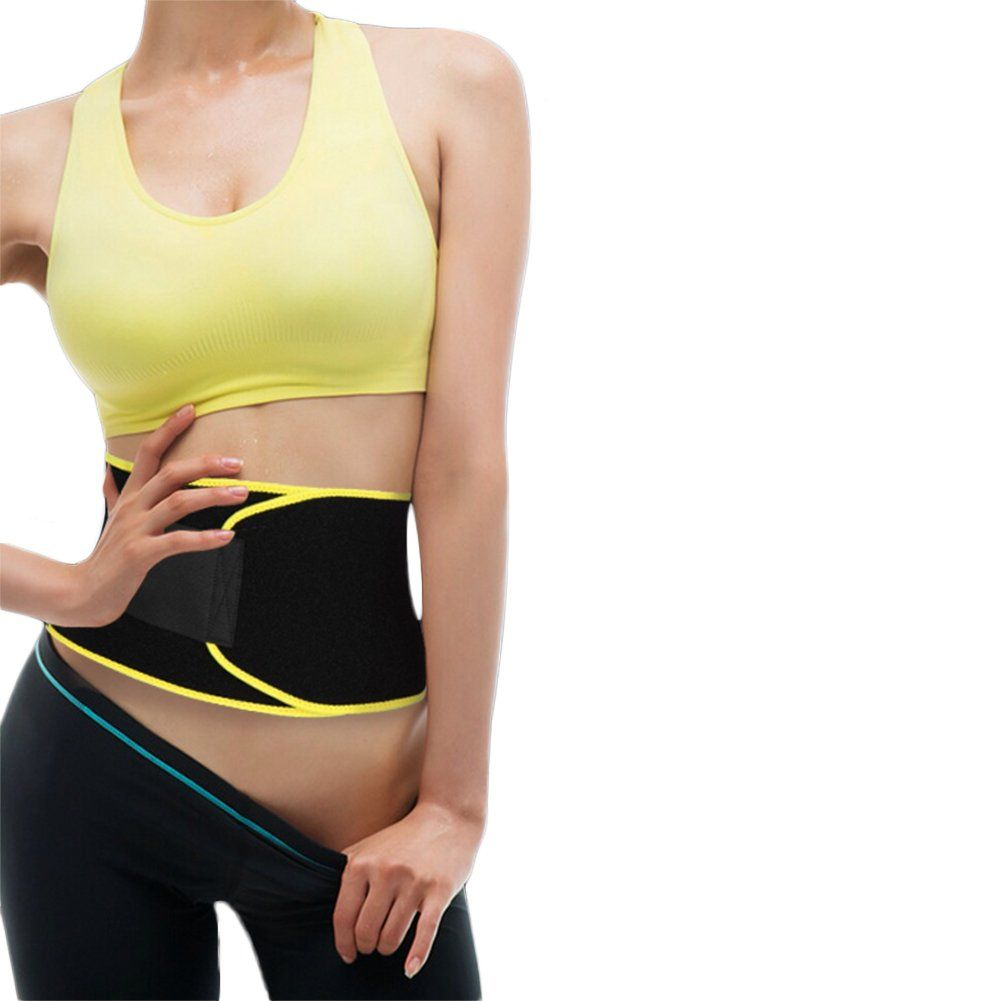 Lose stomach fat with plastic wrap picture 1