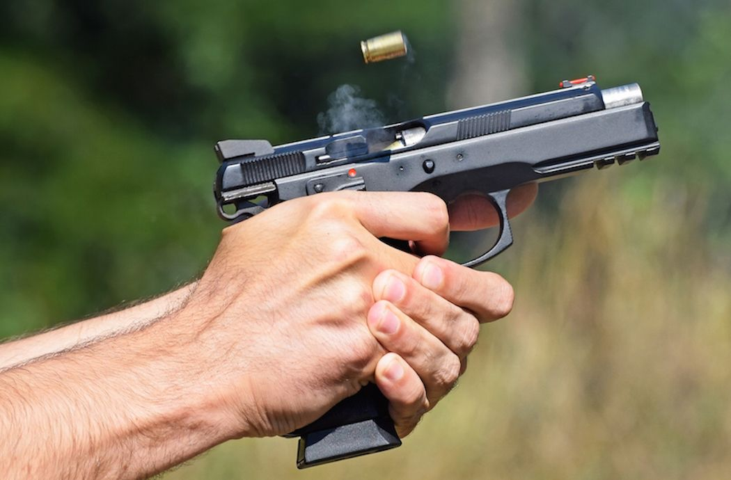 5 handgun mistakes you might be making