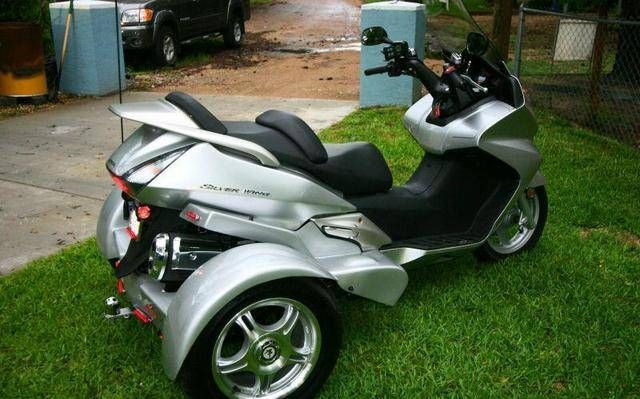 Honda Silverwing For Sale For Sale 2004 Honda Silverwing With 2006 Danson Trike 3600 Honda Trike Trike Honda