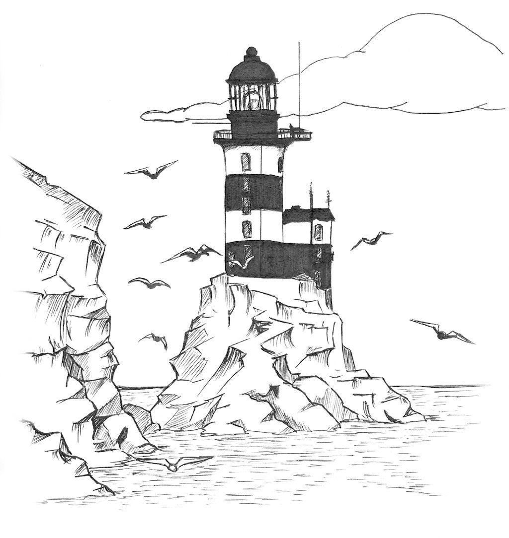 Lighthouse Coloring Pages Free Coloring Pages Coloring Pages Lighthouse