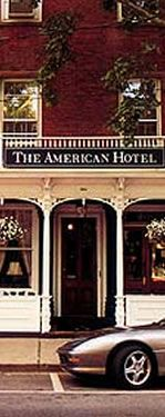 The American Hotel Sag Harbor Ny Best For A Drink At Bar