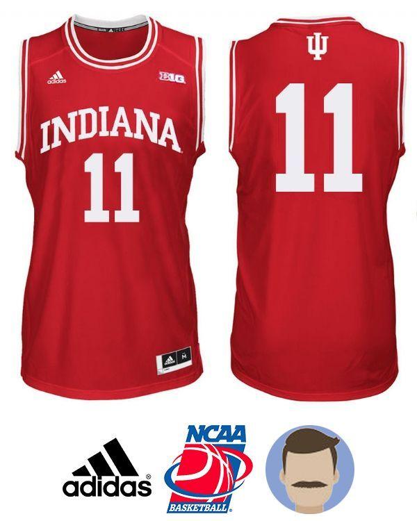 buy popular 96254 2fdbf Men's NCAA Isiah Thomas Authentic Basketball Jersey ...