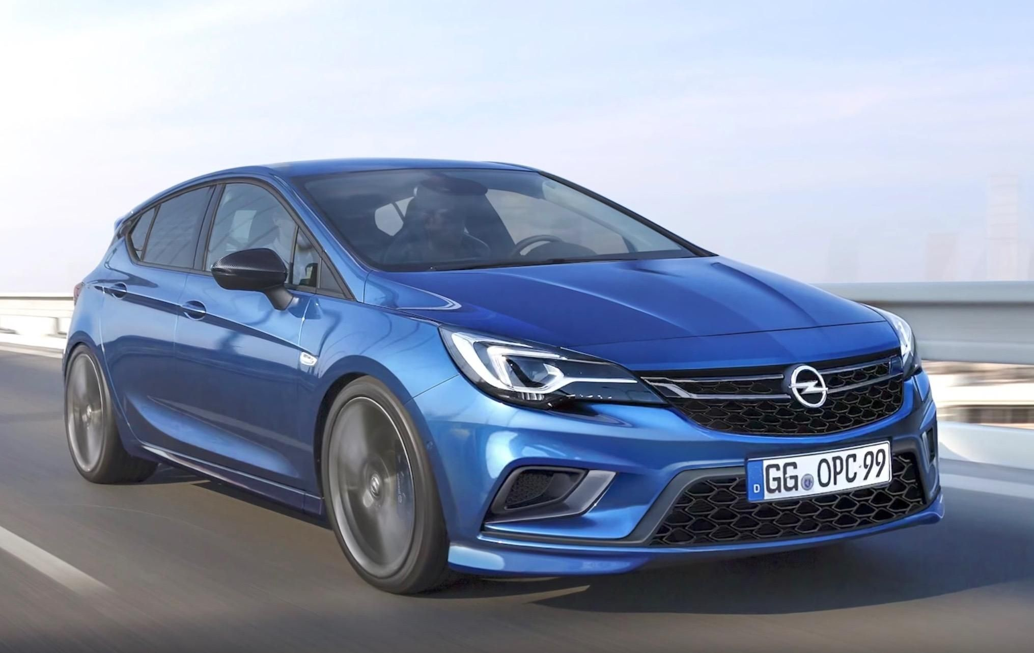 2018 Opel Astra Opc In The Works Getting 300hp 1 6 Turbo Report Intended For 2019 Opel Astra Volkswagen Otomobil Direksiyon