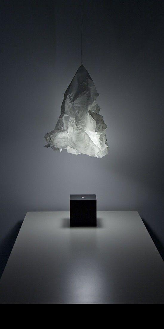 """Davide Groppi Lighting: """"less is more"""""""