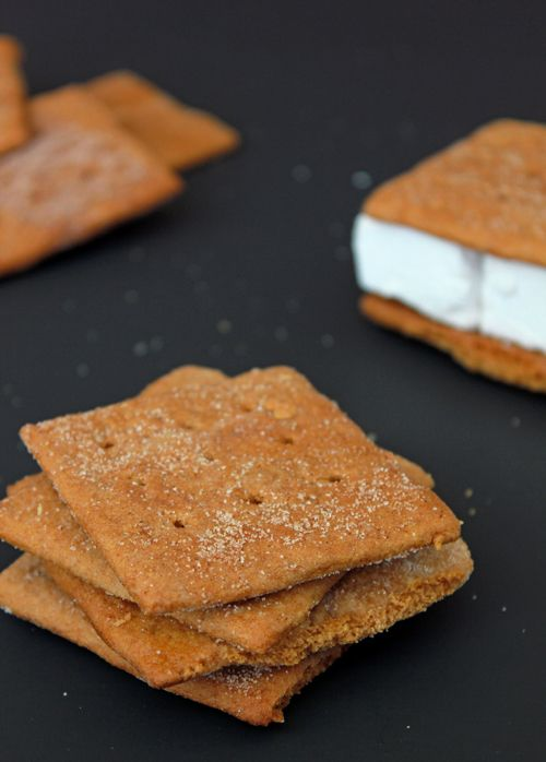 Homemade Graham Crackers that remind you of the originals, but taste better because they're homemade!