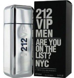Buy Online At Best Price Carolina Herrera 212 Vip Men100ml Buy