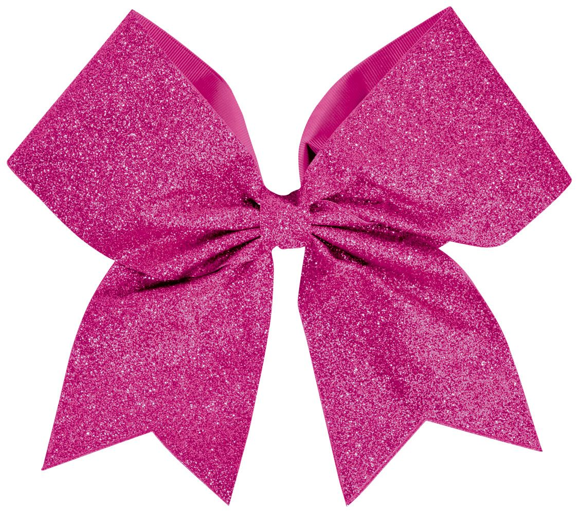 Chassé<sup>®</sup> Glitter Performance Hair Bow