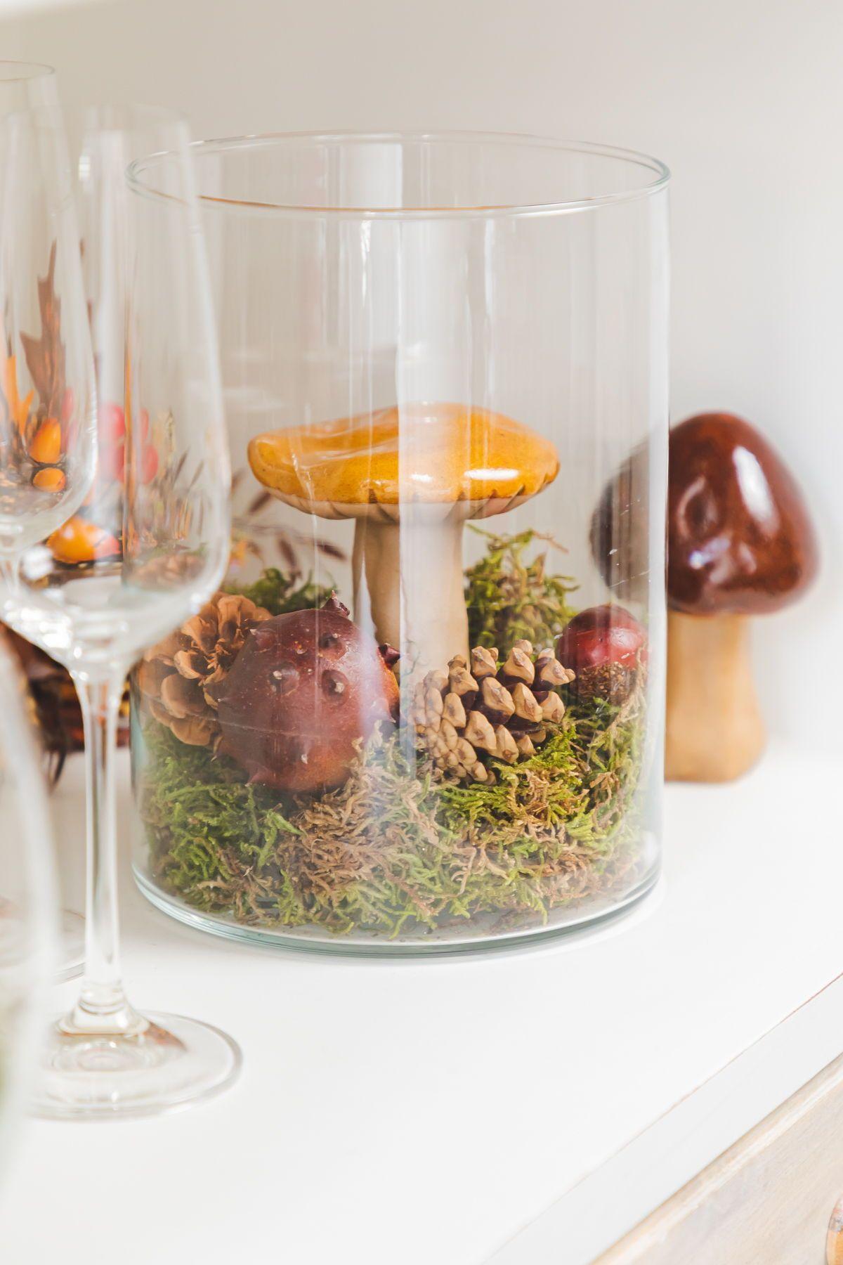 Wald-Feeling im Glas I Nanu-Nana