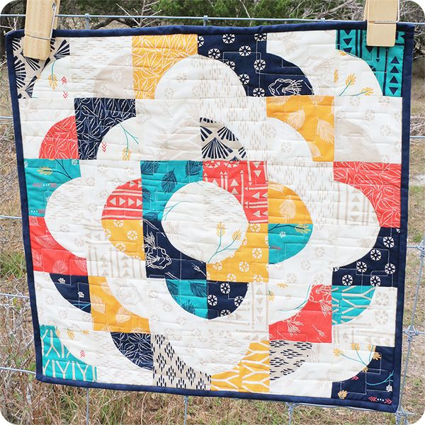 Sherri McConnell Wrap Up & Quilt Kit Giveaway! | Mini Quilts ... : wrap it up quilt pattern - Adamdwight.com