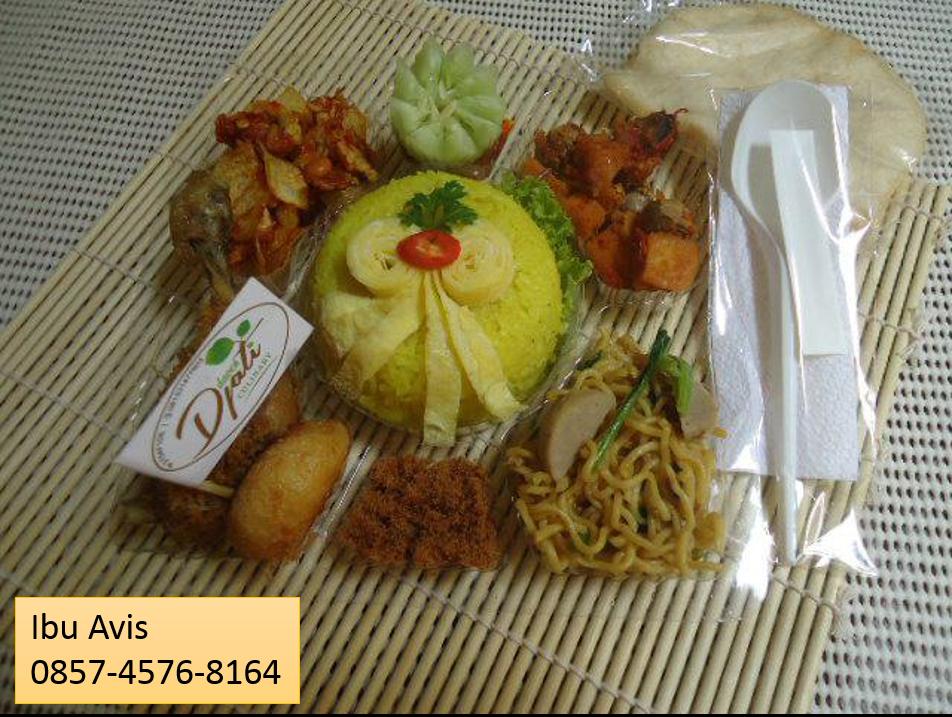 Foto Tumpeng Lauk Nasi Kuning Menu Nasi Kuning Foto Di
