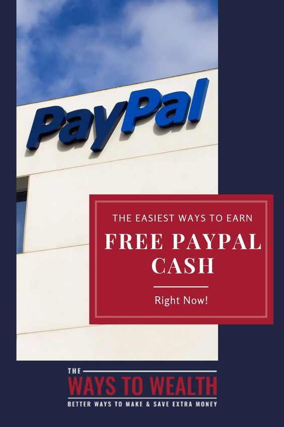 Get Your Free Paypal Cash Now Paypal gift card, Paypal