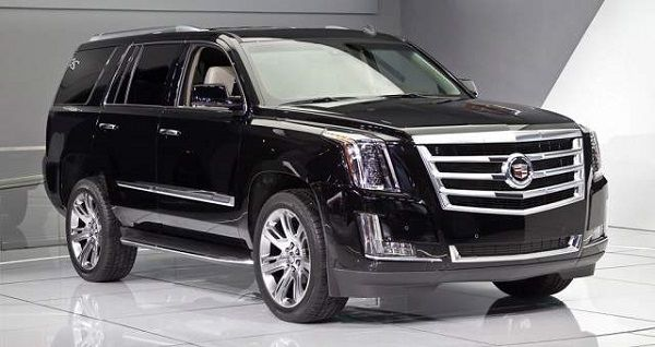Image result for Cadillac Escalade/Escalade ESV 2016 black