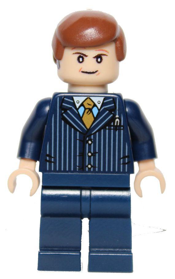Breaking Bad Lawyer Saul Goodman Custom Printed Figure