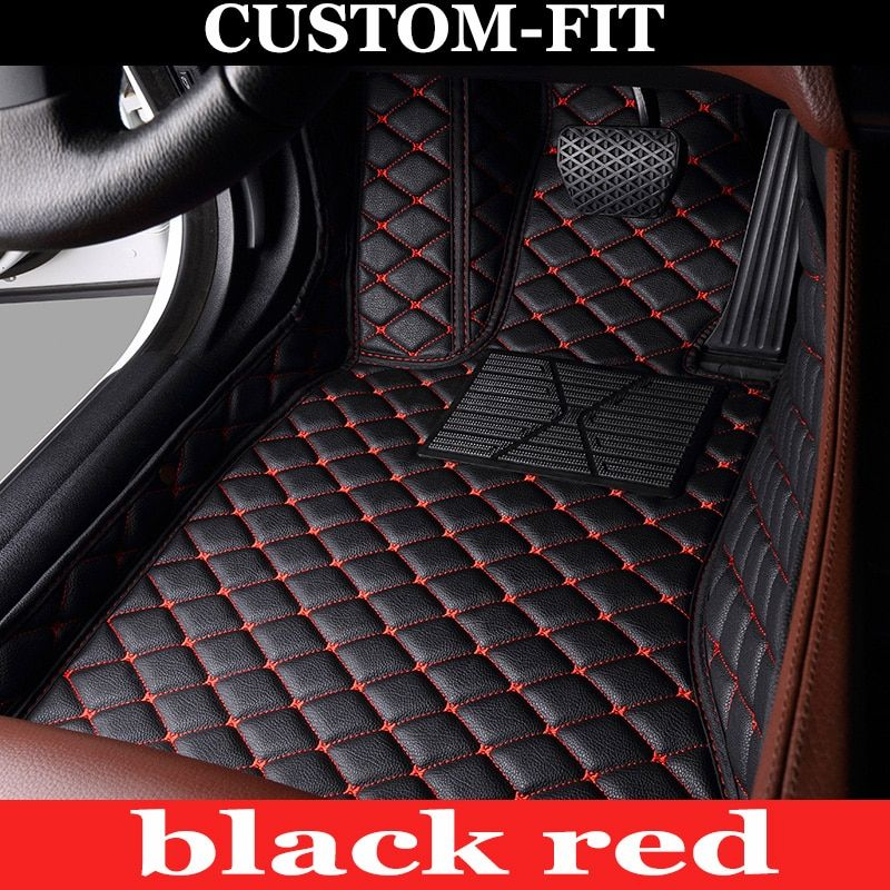 Custom Fit Car Floor Mats For Vw Polo Golf 6 7 Santana Scirocco