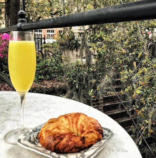 Where To Do Brunch Or Breakfast On Your Savannah