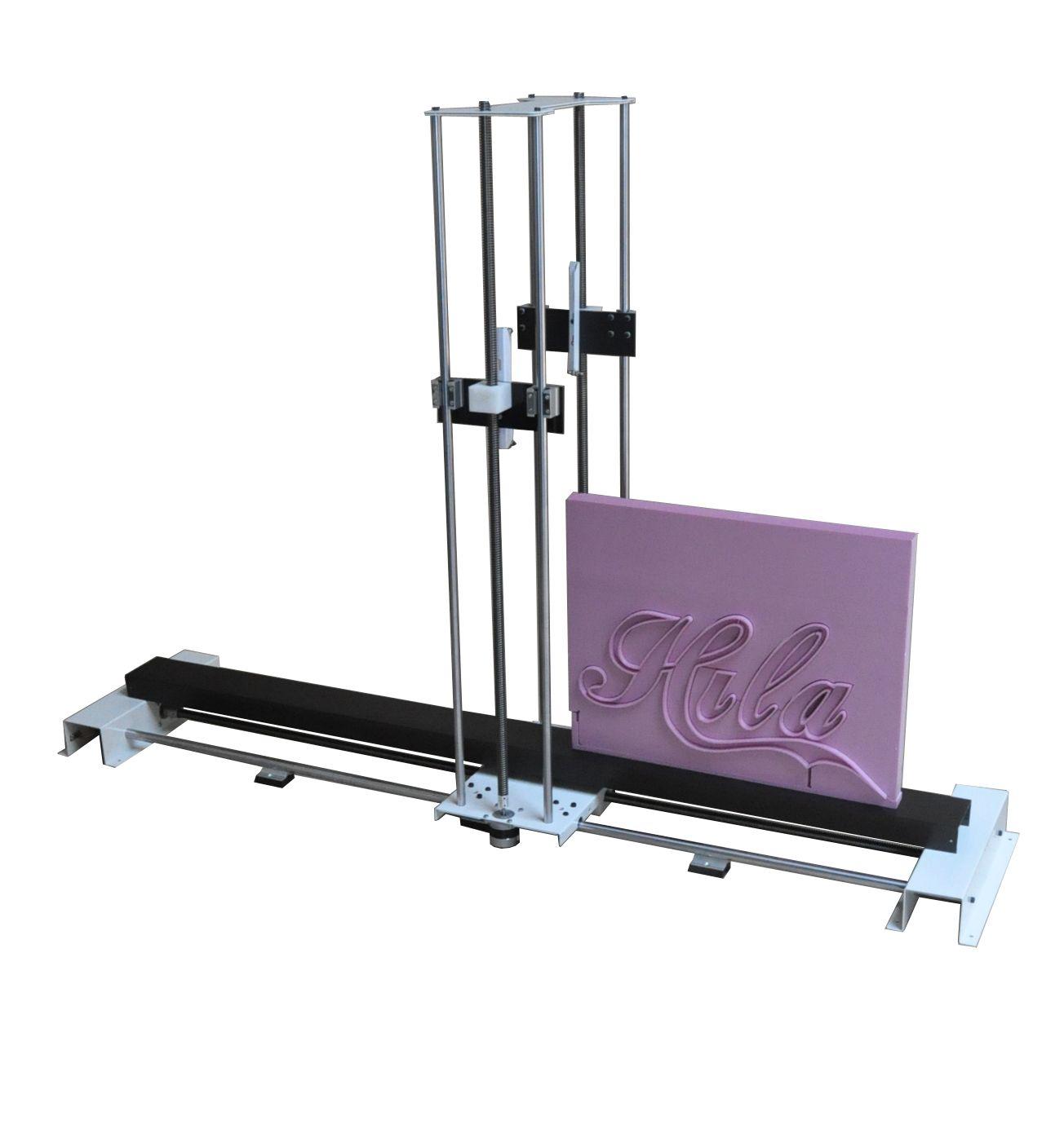 Foamlinx Cnc Hot Wire Sign Cutter Cnc Foam Cutting Machines