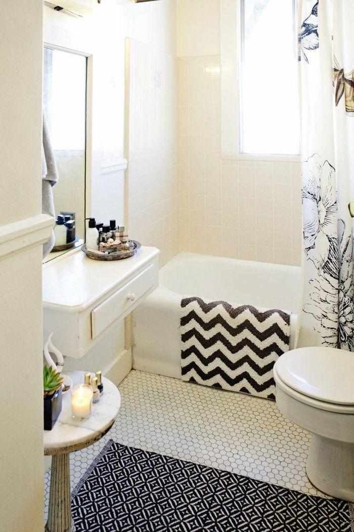 Comment aménager une petite salle de bain? Interiors - amenagement de petite salle de bain