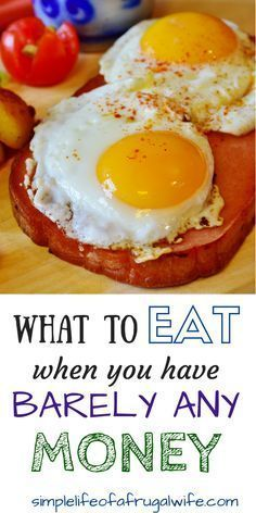 Photo of Cheap meals to eat when you are broke – Simple Life of a Frugal Wife – #broke #C…