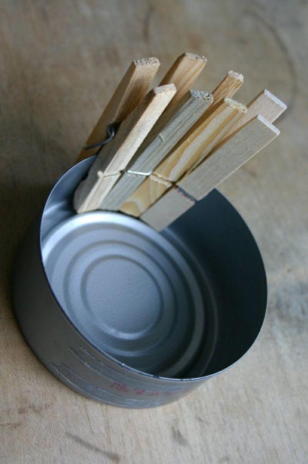 Kreatives Basteln Mit Wascheklammern Aus Holz Diy Do It Yourself