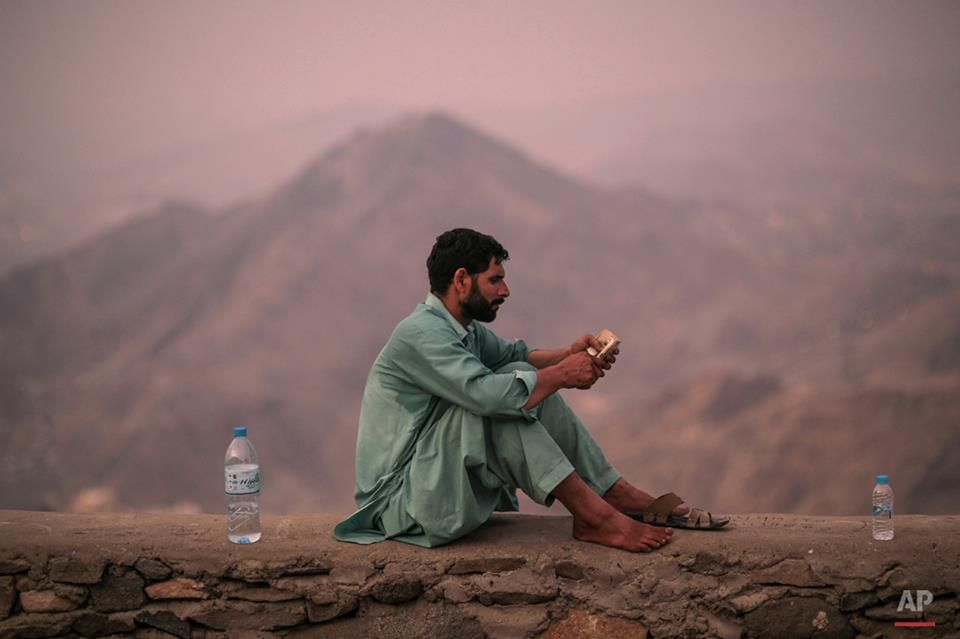 Taken By Mosa Ab Elshamy من أمام غار حراء Muslim Book Saudi Arabia Pilgrimage