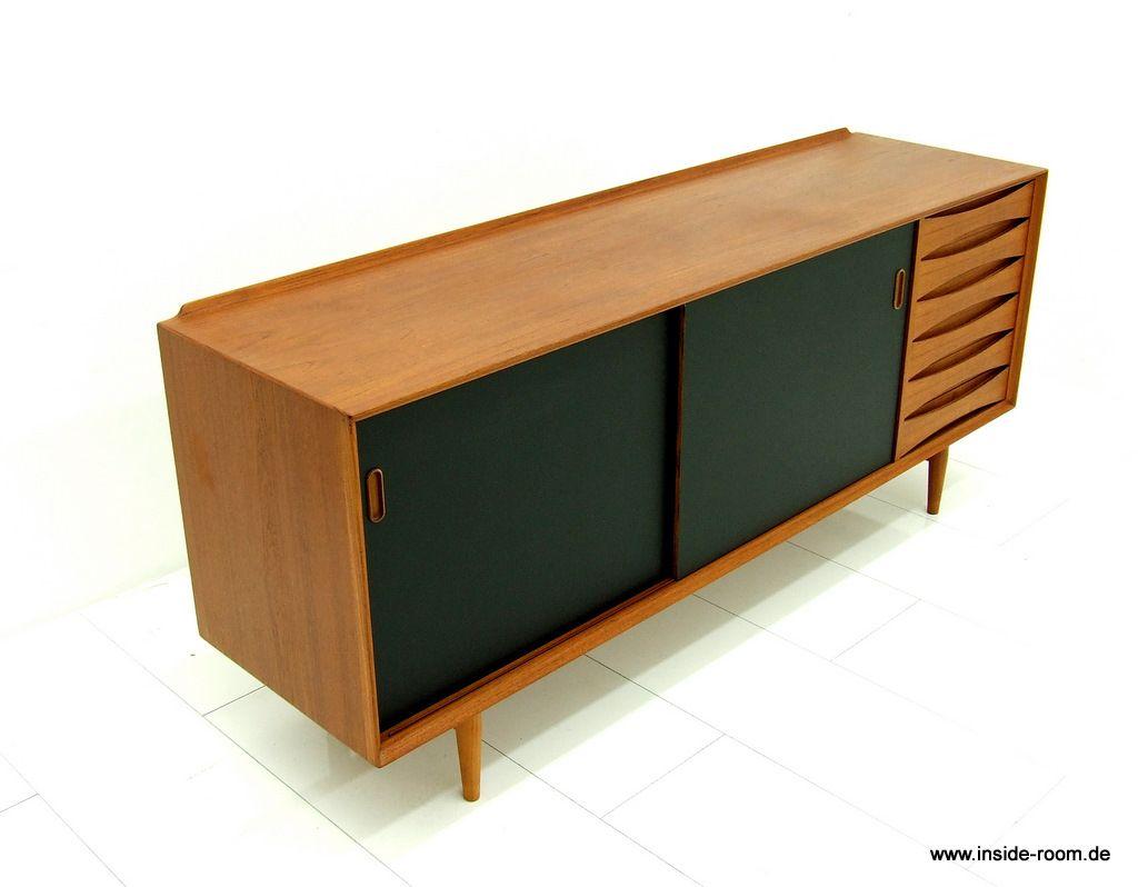 Sideboard designermöbel  Arne Vodder Sideboard, Sibast Furniture | - Mobilier - | Pinterest ...