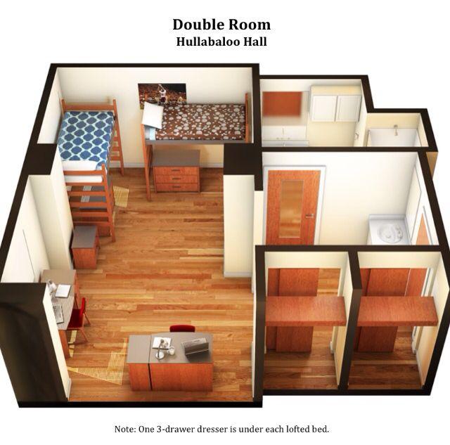 Texas A M Hullabaloo Double Room Dorm This Is So Nice Dorm