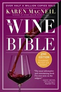 "The new ""Wine Bible"" is on the market today. (With images ..."