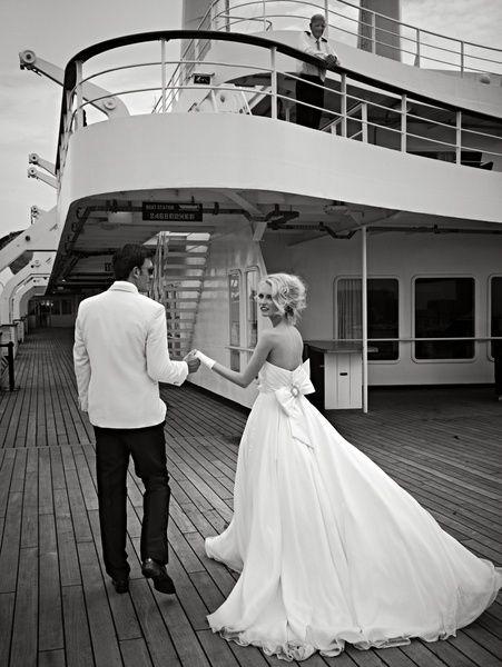 Thanksfun Wedding Idea If U R Getting Married On A Yacht Or Cruise Ship Awesome Pin Cruise Wedding Dream Wedding Boat Wedding