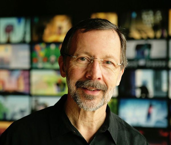 Ed Catmull (founder of Pixar)
