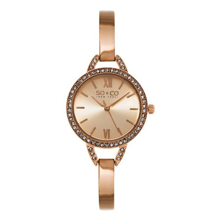 A Rose Is A Rose Bangle Watch