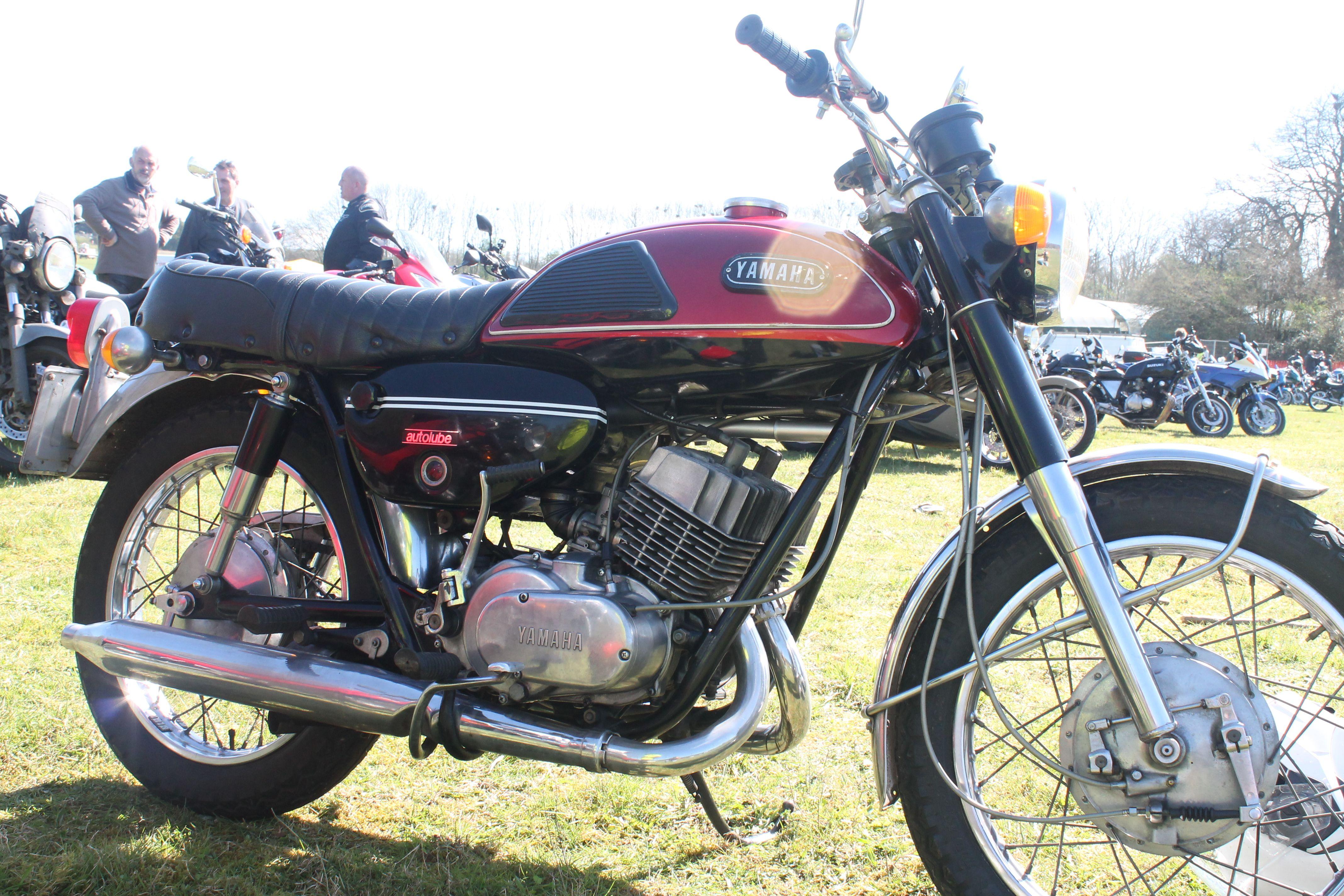 Yamaha Yr3 350cc