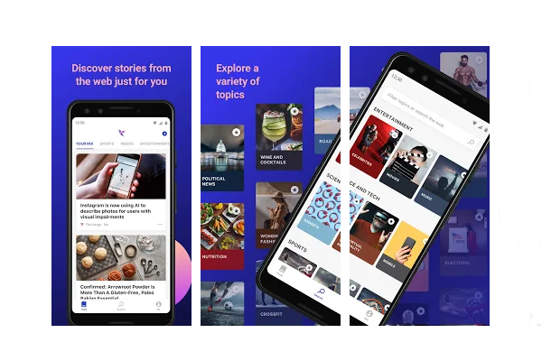 Microsoft launches AIpowered Hummingbird news app for